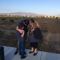 Greenfield child reunited with father after taken to Mexico