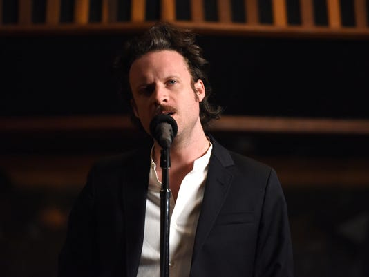 Father John Misty Performs For SiriusXM at United Studios in Los Angeles