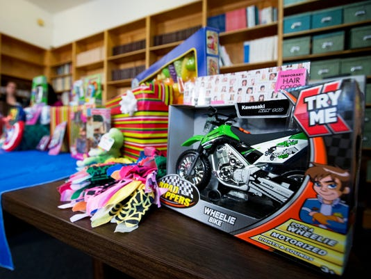 AP Holiday Toy Safety