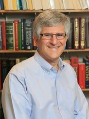 Dr. Paul A. Offit, professor of pediatrics at the University