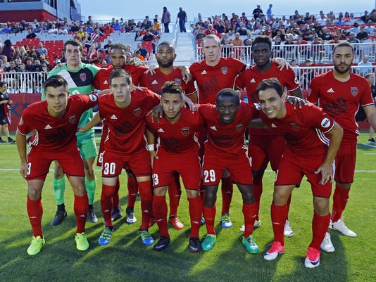 3da2491449b Phoenix Rising FC eliminated from playoffs after loss in PK shootout