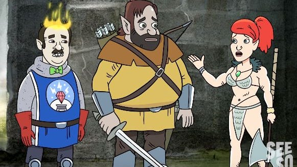 'Harmonquest' premieres July 14 on Seeso.