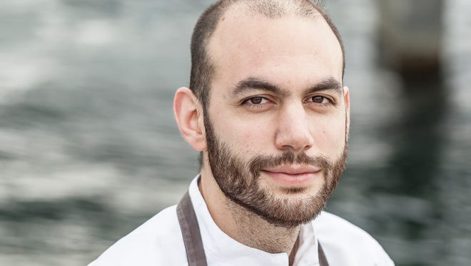 Chef Daniel Giusti is headed back to Washington after a successful run in Copenhagen at one of the world's best restaurants.