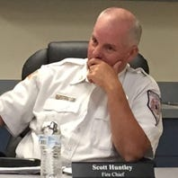 Fire chief allegations provided to investigators