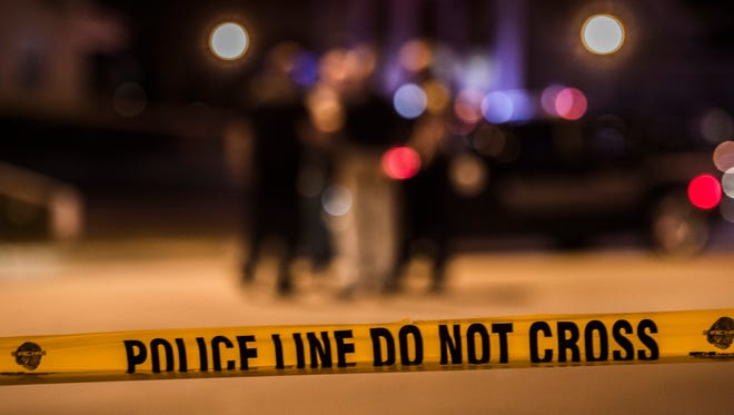 Lawrence police are investigating the shooting death of a 43-year-old man from Centerville.