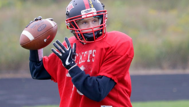 South Milwaukee senior Jordan Schroeder is back on the football field after battling cancer for many years.