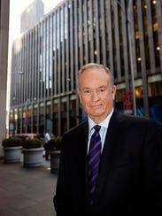 Former Fox News commentator Bill O'Reilly.