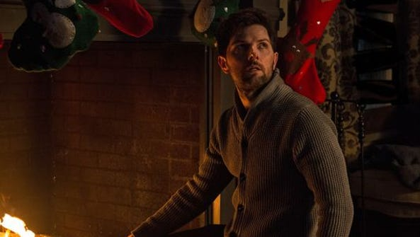 Adam Scott plays a dad in a dysfunctional family in