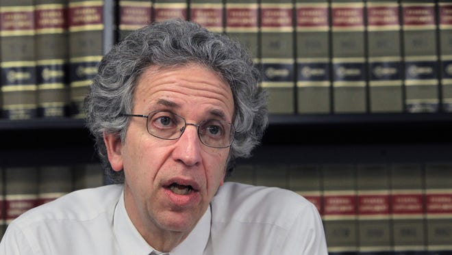 Ken Falk is the legal director of the ACLU of Indiana.
