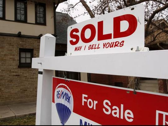 The median sales price of a house or condo in metro Detroit was $194,900 in June, up about 5% from a year earlier.
