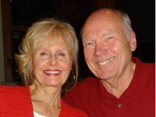 Priscilla and Douglas Halvorson