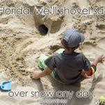 "Florida ""winter"" memes"
