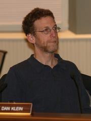 Tompkins County Legislator Dan Klein, D-Danby