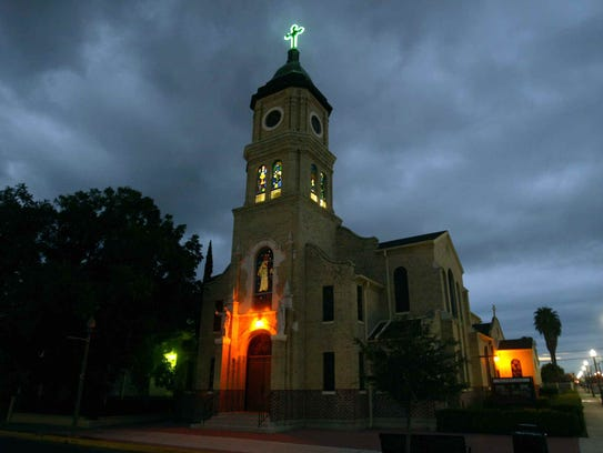 McAllen, Texas - Irene Garza was last seen giving confession