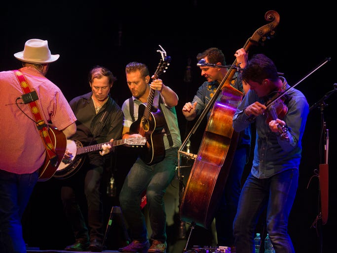 Old Crow Medicine Show performs Saturday at The Woods at Fontanel.