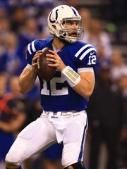 Luck begins his fourth season in the NFL widely considered