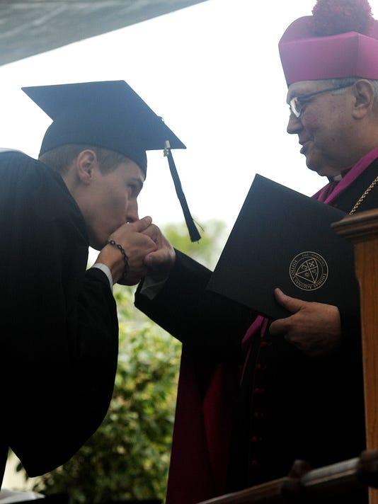 Thomas Aquinas Graduation 2