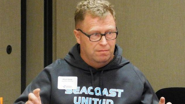 Paul Willis is president and chief executive officer of Seacoast United.