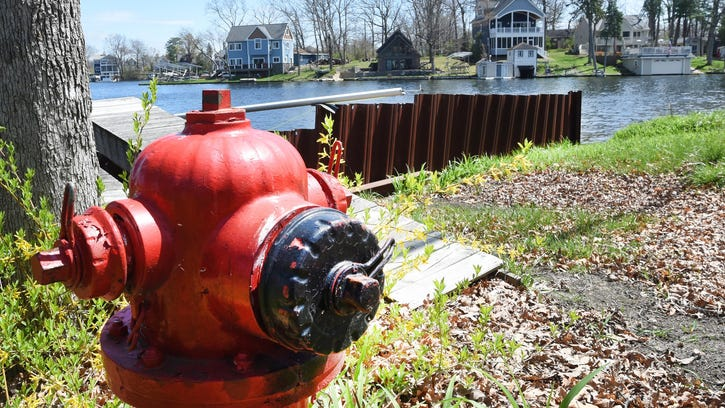 Hydrant issues in Lake Orion raise fire fears