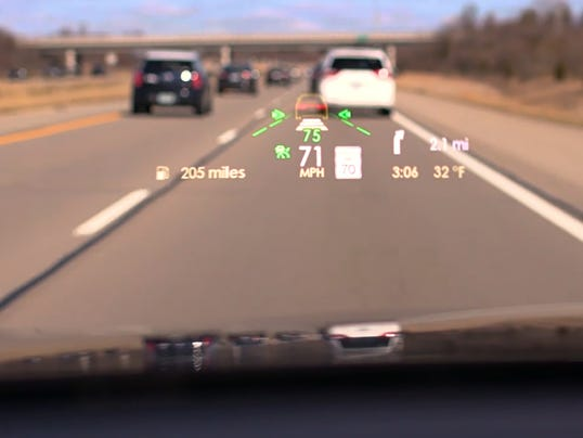 how to build a heads up display