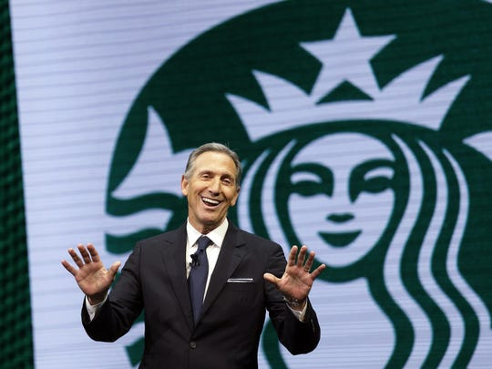 Former Starbucks Chairman Howard Schultz has plenty of money — an estimated $3 billion. And while he's an old school liberal, he has the brains to declare Medicare for All unworkable and the Green New Deal unrealistic, Finley says.