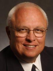Buck Dozier, Fairgrounds executive director