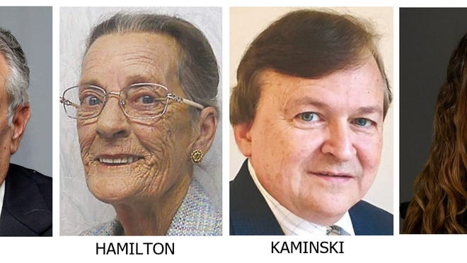 Harydston Council incumbent Leslie Hamilton was ousted from her seat after her fellow Republicans, Frank Cicerale and Brian Kaminski, each took the party's nomination in the July 7 primary election. Kristy Lavin, a Democrat, ran uncontested but secured more votes in the township than Hamilton. Cicerale, Kaminski and Lavin will be seeking two open seats come November.