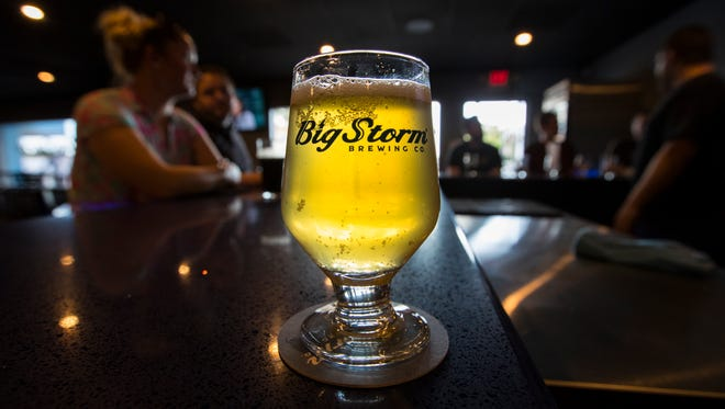 Big Storm Brewing, based in Clearwater, has opened its first SWFL taproom and craft brewery in the old Cape Coral Brewing Co. space.
