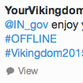 Twitter account @YourVikingdom has claimed responsibility for taking down indy.gov in response to the signing of the Religious Freedom Restoration Act.