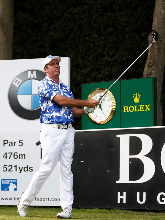 Hend Eagles No 18 Again Takes 1 Shot Lead At Wentworth