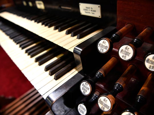 West Nashville United Methodist Church is being developed into an event space and that means its 1905 George Kilgen & Son pipe organ needs to find a new home. Dan Cook, owner of the building, is willing to donate it, but moving it comes with a $15,000 price tag.