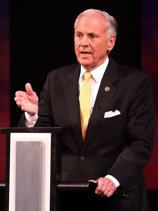 GOP Governor debate Columbia June 5