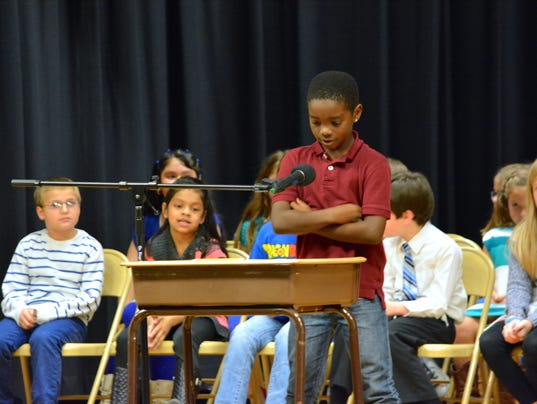 Southern Sussex Rotary spelling bee 9