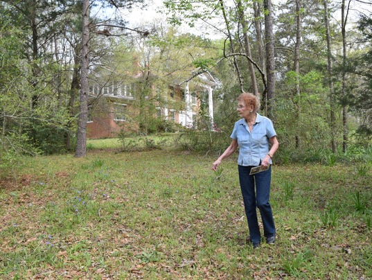 The reason behind the project is to teach children about birds, nature and to help the learn more about the area. Pineville, Gloria Hearn noted, is listed as a bird sanctuary. Cardinals, blue jays, woodpeckers and robins are among the many birds populating the area.