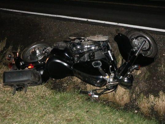 Ashland motorcycle crash
