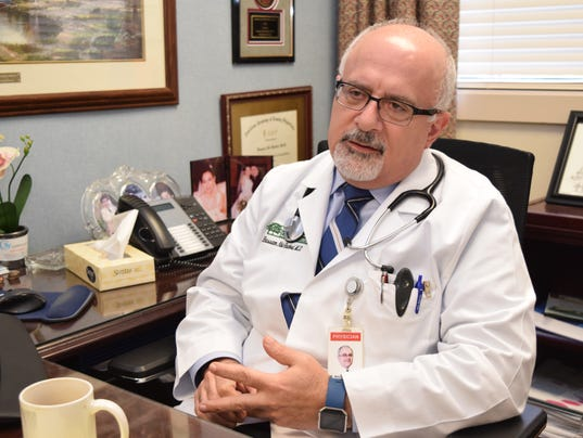 Healthcare Hero: Dr. Bassam Abi-Rached who specializes in hematology and oncology.