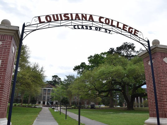 Louisiana College located in Pineville.