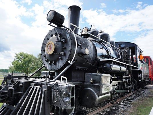 Lumberjack Steam Train