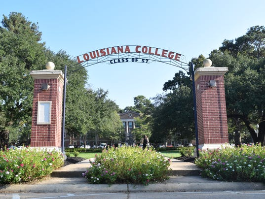 The Louisiana College campus in Pineville is undergoing extensive renovations.