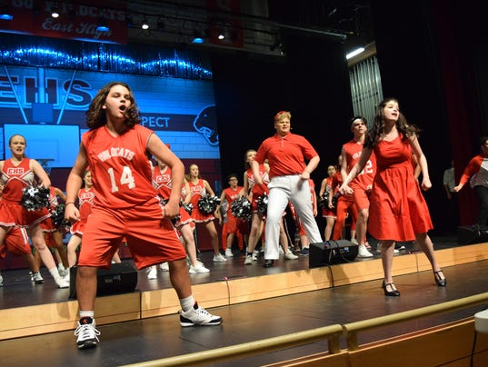 """Lagniappe Theatre Company is set to present Disney's """"High School Musical"""" Thursday (May 3) through Sunday. Showtimes are 7 p.m. Thursday through Saturday and 2:30 p.m. Sunday. Tickets are $18 for adults, $16 for seniors and $13 for students and children. VIP seating is $20. Tickets can be purchased by going tickets.vendini.com. The theater musical is based on Disney Channel's hit movie """"High School Musical"""" which follows two teenagers, Troy Bolton portrayed by Christian Salazar, who is a jock, and Gabrielle Montez, portrayed by Abigail Rivers, who is a pretty and smart nerd. Both audition for their high school's musical and get a callback. Social cliques at school then try to break the two up. In addition to the musical, Troy has to think about the basketball championships while Gabrielle has to think about the academic decathlon."""