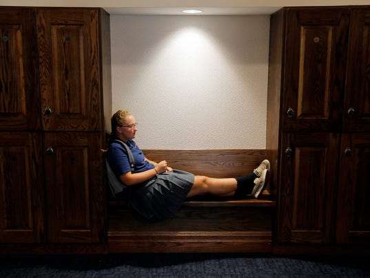 Home Group Trinity Foyer : Trinity hall begins new life at fort monmouth