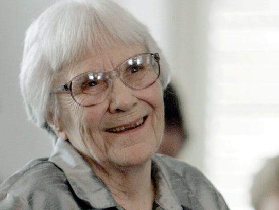 Harper Lee, who lives in an assisted-living facility