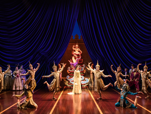 Win a pair of tickets to Rodgers & Hammerstein's The King and I. Enter 3/12-4/1.