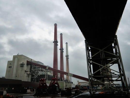 coal plant SECONDARY