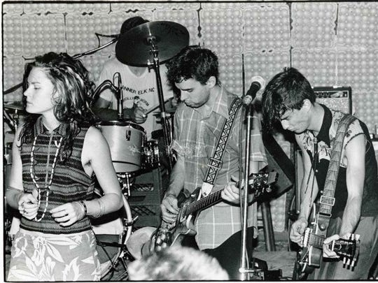 Hope Nicholls, Green Bay native Gary White and Aaron Pitikin played together in Fetchin Bones, the '80s alt-rock band from North Carolina that caught fire at college radio and toured with national acts. They'll reunite for a show Friday in Green Bay.