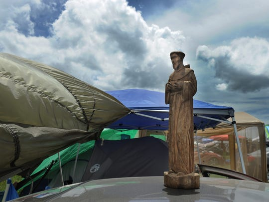 St. Joseph statues can be found a local religious or marian shops.