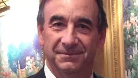John McCann, a former Cresskill councilman, is the former legal counsel to Bergen County Sheriff Michael Saudino.