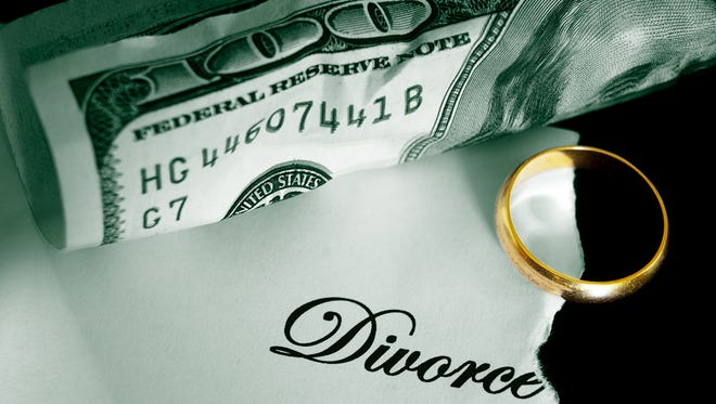 Divorce and Social Security.