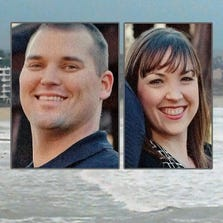 Jeremy and Sommer Clayman were on vacation in the Mexican resort town Cabo San Lucas when it took a direct hit by Hurricane Odile on September 15, 2014.