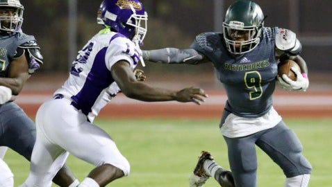 Erwin alum Shaquan Curenton is a sophomore at Scottsdale (Ariz.) Community College.